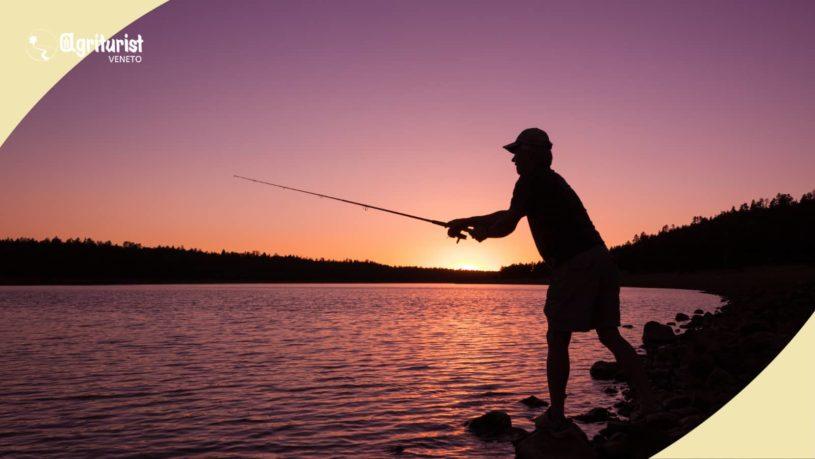 dove pescare in veneto