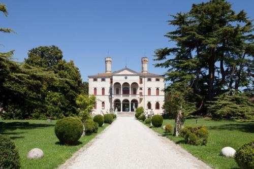 Castello di Roncade - Esterno