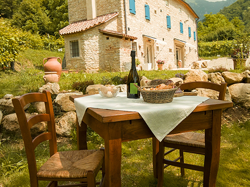 Relax in agriturismo